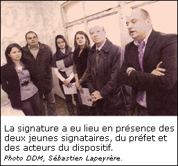 accompagnement vers l'emploi-Passerelle CAE