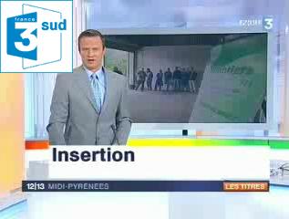 AG2I au Journal Télévisé France 3 sud